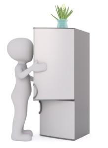 Einbau Kühl-Gefrier-Kombination